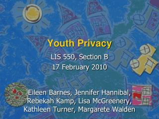 Youth Privacy