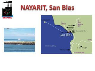 NAYARIT, San Blas