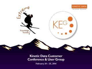 13.5  years at Kinetic Data Phone: 651-556-0933 Email: linda.koestler@kineticdata.com