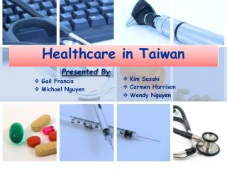 Healthcare in Taiwan