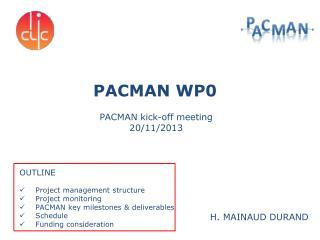 PACMAN WP0