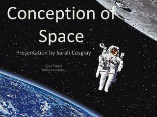 Conception of Space
