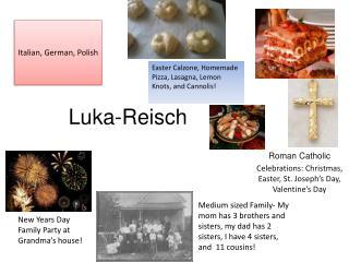 Luka- Reisch