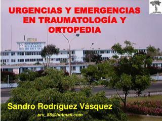 Sandro Rodríguez Vásquez s rv_88@hotmail.com