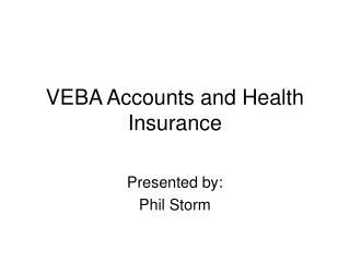 VEBA Accounts
