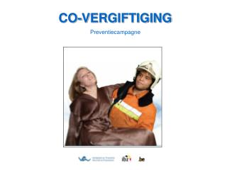 CO-VERGIFTIGING Preventiecampagne