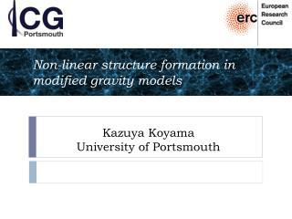 Kazuya Koyama University of Portsmouth