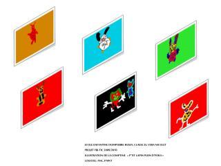 ECOLE ENFANTINE DOMPIERRE-RUSSY, CLASSE 2E, VERA NICOLET PROJET FRI-TIC 2009/2010