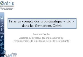 Francine Fayolle