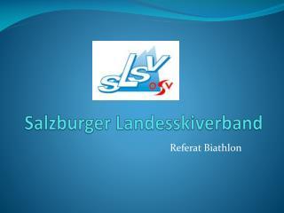 Salzburger Landesskiverband