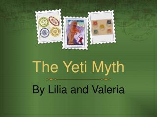 The Yeti Myth
