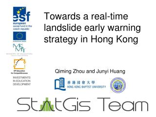 Towards a real-time landslide early warning strategy in Hong Kong