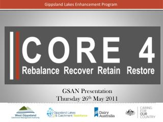 Gippsland Lakes Enhancement Program