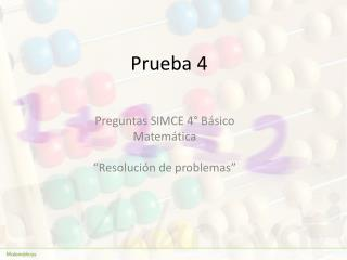 Prueba 4