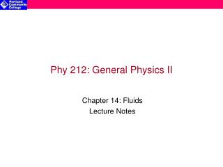 Phy 212: General Physics II