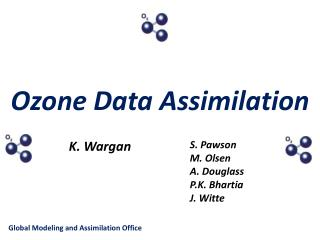 Ozone Data Assimilation