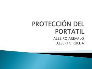 PROTECCIÓN DEL PORTATIL