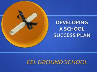 DEVELOPING  A SCHOOL SUCCESS PLAN
