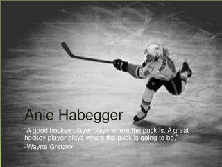 Anie Habegger