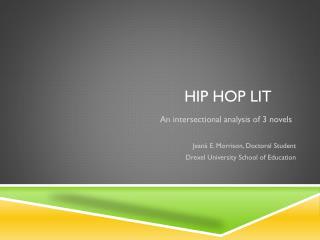 Hip Hop Lit