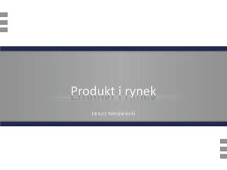 Produkt i rynek