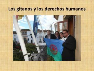 Los gitanos y los derechos humanos