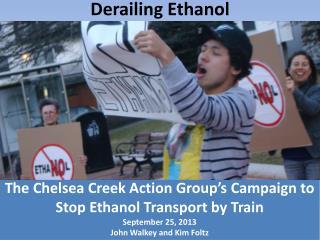 Derailing Ethanol