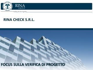 RINA CHECK S.R.L.