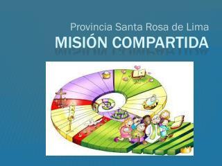 Misión compartida