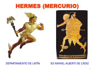 HERMES (MERCURIO)