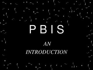 P B I S