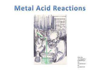Metal Acid Reactions