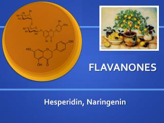 FLAVANONES