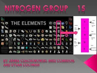 Nitrogen Group