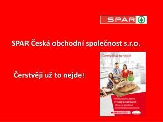 SPAR Česká obchodní společnost s.r.o.