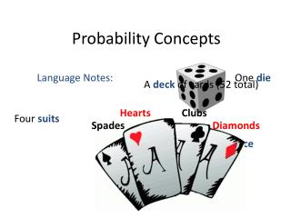 Probability Concepts