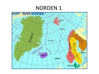 NORDEN 1