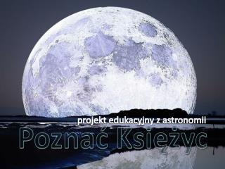 Poznać Księżyc