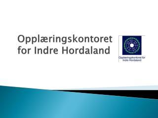 Opplæringskontoret   for Indre Hordaland