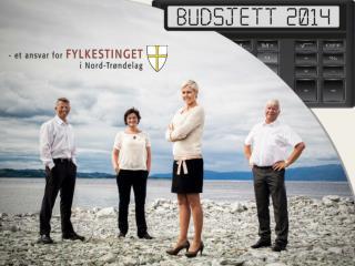 Nord-Trøndelag fylkeskommunes ansvar og eierskap