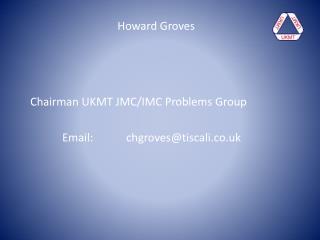 Howard Groves
