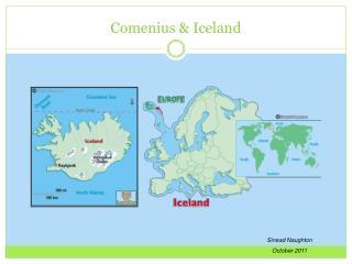Comenius & Iceland