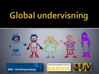 Global undervisning