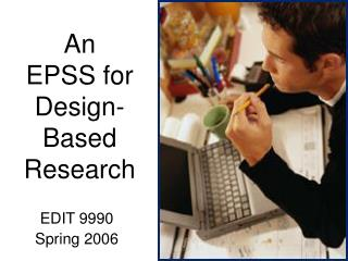 An EPSS for Design-Based Research