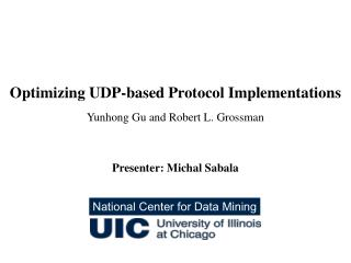 Optimizing UDP-based Protocol Implementations