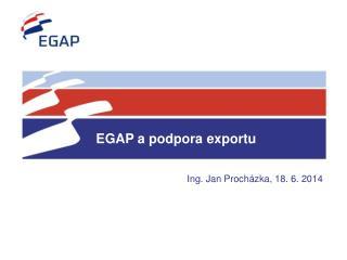 EGAP a podpora exportu