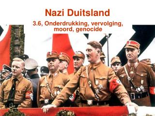 Nazi Duitsland
