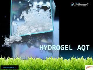 Hydrogel  AQT