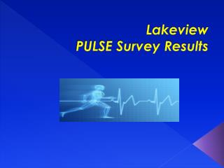 Lakeview PULSE Survey Results