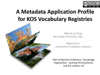 A Metadata Application Profile for KOS Vocabulary Registries